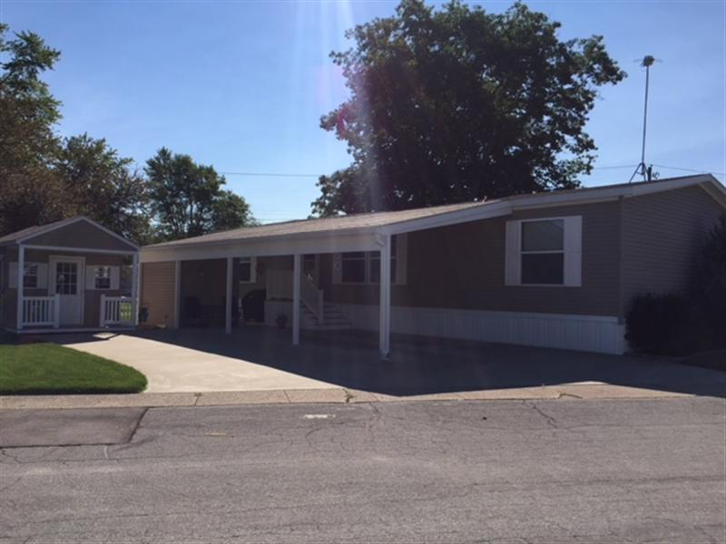 Manufactured home for sale in Saint Joseph Michigan