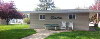 Glen Aire Manufactured Home Park In St Joseph Michigan